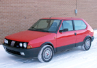 1986 Fiat 130 TC Abarth - For Sale